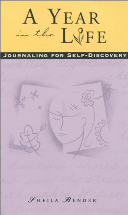 sheila bender writing publishing personal essays