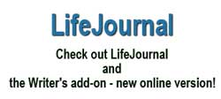 Life Journal for Writer's