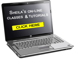 Sheilas on line writing classes